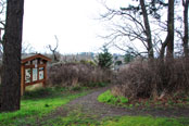 Woodlands Trail Entrance